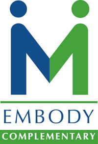 Embody Complementary, Peter Scruby