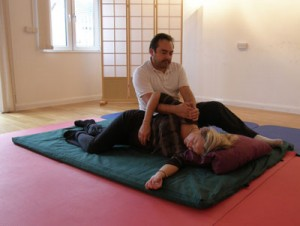Peter Scruby Therapies - shiatsu treatment